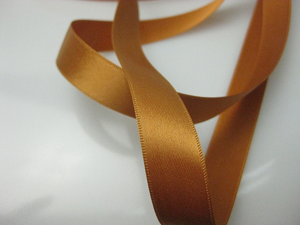 Copper gold ribbon