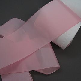 vintage pink sash ribbon